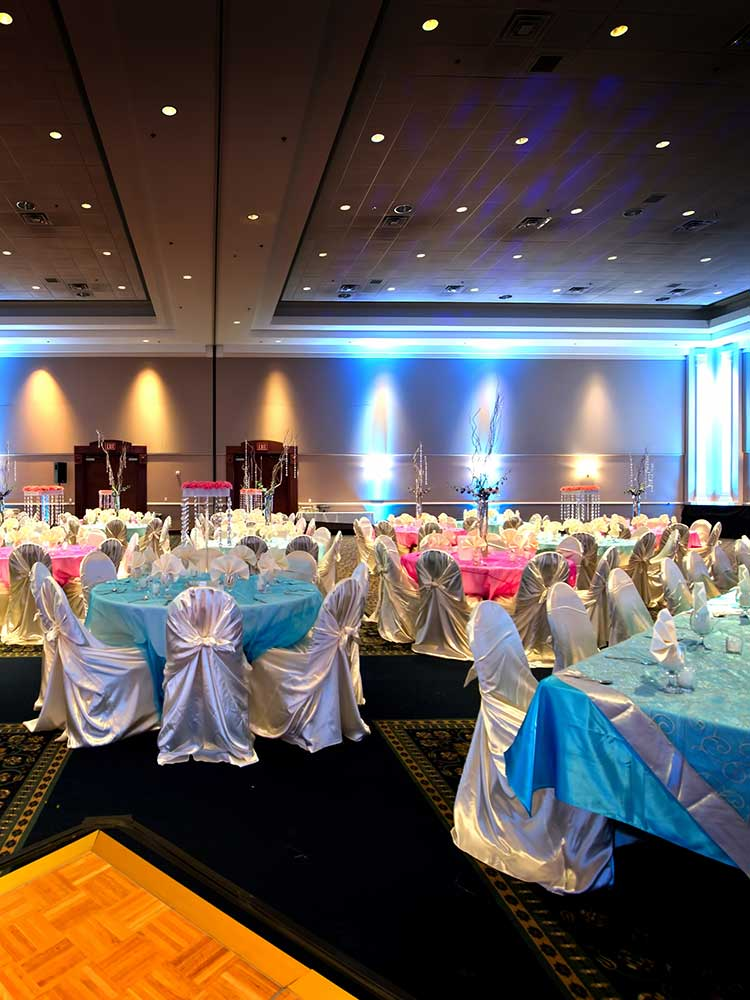 Beautiful venues in Hyderabad for Vegetarian Catering
