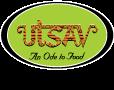 Utsav Vegetarian Logo